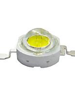 (Tension de travail 3.4-3.6v 5 conditionnés pour la vente) 3w perles de lampe LED haute puissance