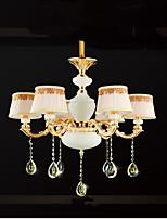 5 Lámparas Araña ,  Tradicional/Clásico Otros Característica for Cristal / Mini Estilo Metal Sala de estar / Dormitorio / Comedor