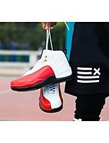 Atletické boty-Personalizované materiály-Bez podpatku-Pánské-Černá / Červená / Bílá / Námořnická modř-Outdoor / Atletika-Plochá podrážka