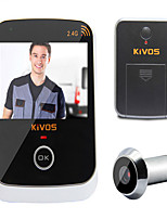 30W 170 CMOS système sonnette Sans fil Sonnette vidéo Multifamilial