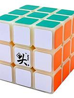 / Гладкая Speed Cube 3*3*3 / Стресс Relievers / Кубики-головоломки Радужный Пластик