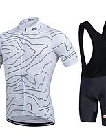 Sportief Fietsen/WielrennenFietsbroeken/Broekje / Sweatshirt / Shirt / Shirt + Shorts/Fietsshirt+Broekje / Shirt + Korte
