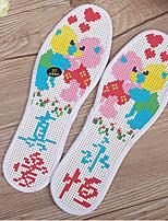 Ткань для Стельки / вкладышиЭти силиконовые вставки практически невидимы и служат для обеспечения комфортной поддержки стопы во всех