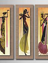 Ручная роспись Абстракция / Люди / Натюрморт / фантазия / Цветочные мотивы/ботанический Картины маслом,Modern / Реализм / Европейский