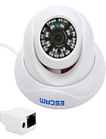 QD500 720P ESCAM Million HD Infrared Security Surveillance Camera