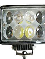 luzes de trabalho LED carro reparação quadrado luzes de reparação destacar off-road luz do teto do veículo