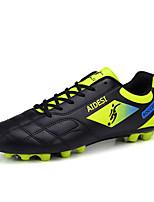 Garçon-Sport-Noir / Bleu / Vert / Rouge-Talon Plat-Confort / Bout Arrondi-Chaussures d'Athlétisme-Polyuréthane