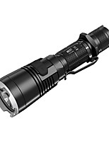 Nitecore® LED Flashlights/Torch LED 1000 Lumens 4 Mode LED 18650 / 16340Dimmable / Waterproof / Rechargeable / Impact Resistant / Compact