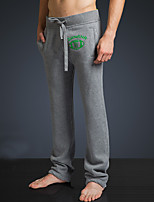 LOVEBANANA Men's Active Pants Gray-34007