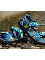 Boy's Sandals Summer Sandals Casual Flat Heel Others Blue / Gray Others