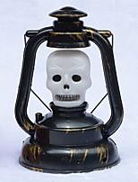 1PC Halloween Voice-Control  Ghost Called Lantern Portable Light  Restoring Ancient Ways Pumpkin Halloween  Lamp