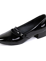 Women's Heels Spring / Summer / Fall Heels / Round Toe Patent Leather Wedding / Party & Evening / Dress