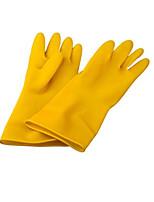 кислота щелочам промышленные резиновые перчатки две пары упакованы для продажи размер м