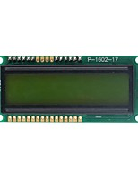 Serial Basic 16x2 Character LCD - Black on Green 5V (UART)