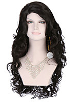 Synthetic Wigs for Black Women Jenner Wig African American Wigs Female Long Curly Hair Cheap False Hair for Women Sale