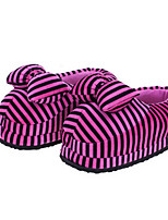 Women's Slippers & Flip-Flops Winter Comfort Cotton Casual Flat Heel Others Pink / Coffee / Fuchsia Others