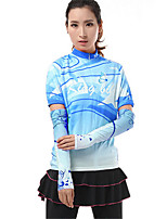 Sports® Cycling Jersey with Shorts Women's Short Sleeve Comfortable / Sunscreen Bike Clothing Sets/Suits Terylene / Coolmax Classic Summer