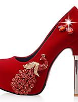 Women's Heels Spring / Summer / Fall / Winter Heels / Platform / Novelty /  Wedding / Party & Evening / Dress