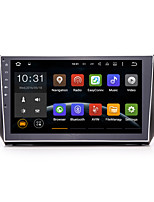 2DIN 10.2 quad-core 1024 * 600 Android 5.1.1 GPS per auto Radio Player per Nissan Sylphy / B17 touch screen wifi