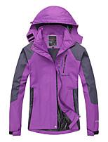 Hiking Softshell Jacket Women'sWaterproof  / Ultraviolet Resistant / Anti-Eradiation / Antistatic / Windproof /