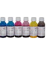 (Nota seis cores) tinta de impressão individual