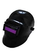 German factory Direct Auto Darkening Welding Helmet Headset Can Flip Quality Assurance Foreign Trade Alone