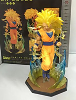 Dragon Ball Goku PVC 12cm Anime Action Figures Model Toys Doll Toy