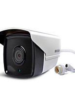 Hikvision DS-2CD2T10 (D) CMOS -I3/I5/I8 Infrared Waterproof 1.3MP/POE ICR Day And Night Tube Type Network Camera