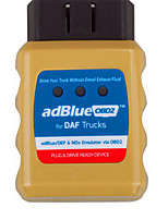 Plug And Play OBD Urea Simulator For DAF Trucks AdblueOBD2