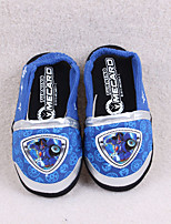 Boy's Slippers & Flip-Flops Spring Fall Comfort Cotton Casual Flat Heel Others Blue Others