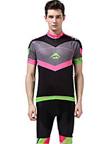 Sports® Cycling Jersey with Shorts Men's Short Sleeve Quick Dry / Dust Proof / Wearable / High Breathability (>15,001g) / Comfortable Bike