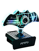 Веб-камера HD USB 2.0 камеры настольного ПК компьютер хлоп веб-камера с микрофоном ночного видения водителя бесплатно ноутбук веб-камеры