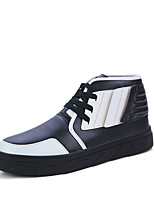 News Men Fashion High-top Skateboarding Shoes Casual Flats