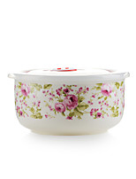 1шт случайный цвет посуда сохранение тепла для взрослых жаропрочные большой емкости керамические бенто коробка