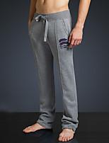LOVEBANANA Men's Active Pants Gray-34020