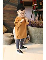 Boy's Casual/Daily Solid PantsCotton Winter / Fall Black / Green / Orange / Gray