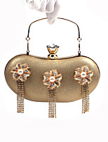 Women leatherette Event/Party Clutch