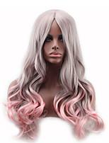 Cosplay Perücke Perücken für Frauen Grau Kostüm Perücken Cosplay Perücken