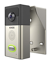 KiVOS KDB303 Video Wireless Home Doorbell Waterproof Smart Home Products