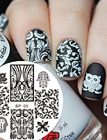 BORN PRETTY Nail Art Stamping Plate Egypt Style ImageTemplate #05 Nail Tool