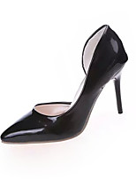 Women's Heels Summer Heels PU Casual Stiletto Heel Others Black / Pink / White / Silver Others