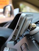360 grados de rotación del coche de múltiples funciones magnética de los gps del coche del marco móvil con soporte de imán universal de