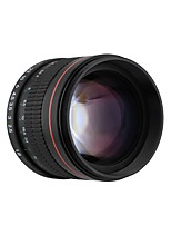 85mm F1.8-F22 Manual Focus Portrait Lens Camera Lens for Canon EOS 550D 600D 700D 5D 6D 7D 60D DSLR Cameras