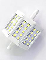 7 R7S LED corn žárovky T 30LED SMD 2835 680LM-800LM lm Teplá bílá / Chladná bílá Ozdobné AC 85-265 V 1 ks
