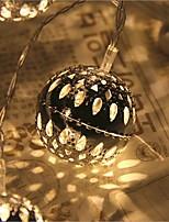 20 conduit star 2.5m prise étanche en plein air vacances décoration de Noël lumière lumière led de chaîne