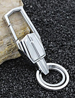 Metal Key Chain High-End Men'S Car Custom Creative Pendant