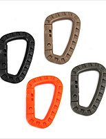 ITW Ghillie Tex Lightweight Medium Tactical Hanging Buckle Xtras Big D Buckle Mountaineering Carabiner 1pc