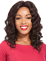 Unprocessed Human Virgin Remy Hair Natural Body Wave Glueless Lace Front Wig With Baby Hair