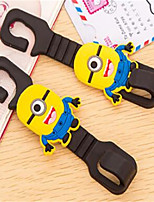 Cartoon Car Hook Seat Hook Car Hook Hook Hook Hook Convenience Hook 2 Pack