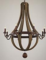 5W מנורות תלויות ,  וינטאג' / רטרו / גס צביעה מאפיין for מעצבים מתכת חדר שינה / חדר אוכל / חדר עבודה / משרד